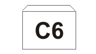 plic C6 11,4 x 16,2 cm