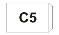 Plic C5 16,2 x 22,9 cm