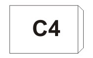 Plic C4 22,9 x 32,4 cm