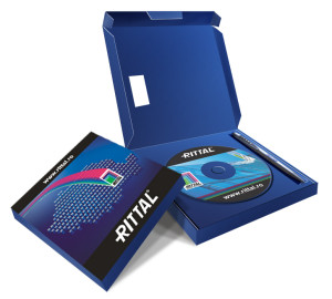 ambalaje de carton tiparit cu autoformare pachet CD RITTAL1