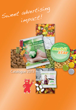 catalog sweets advertising 2014